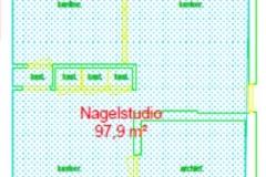 Stationsweg 130a plattegrond
